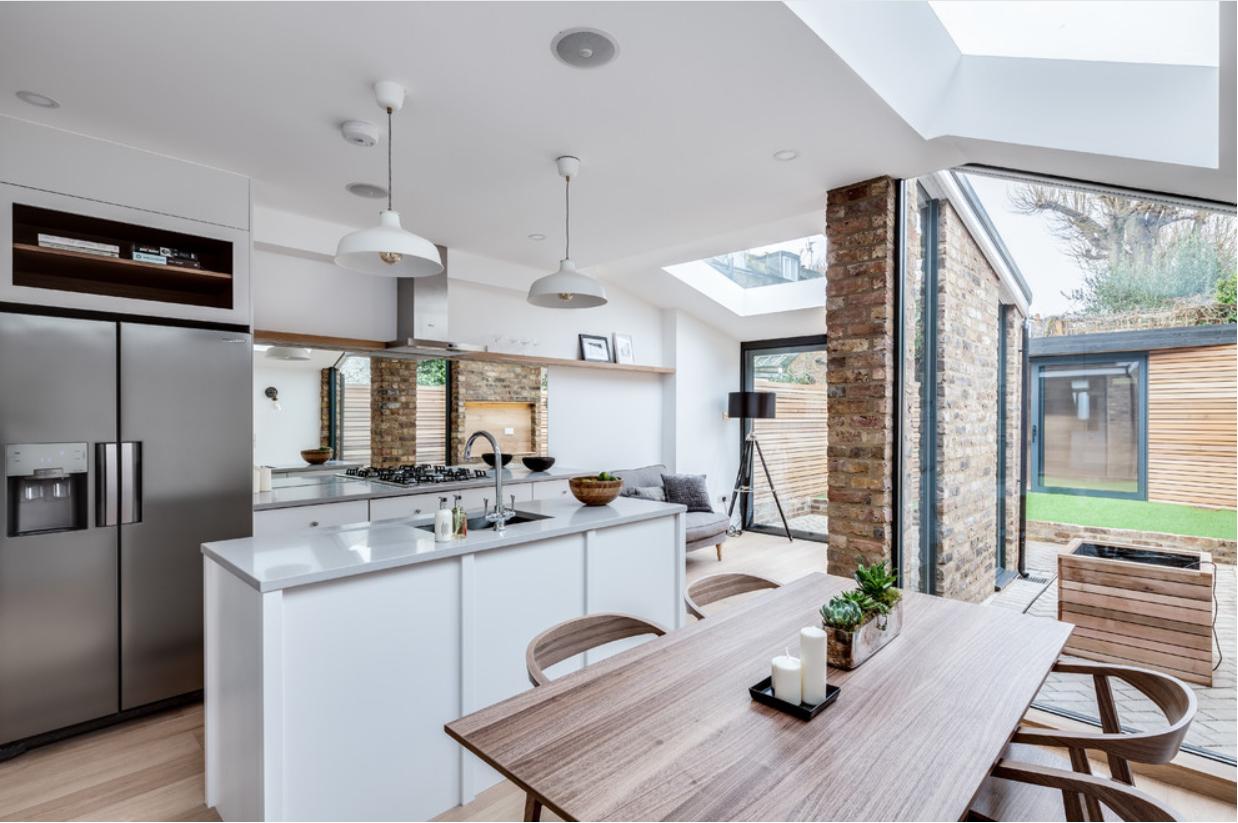 Why You Should Include Mirror in Your Kitchen (and how to use it ...