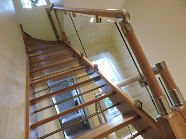 Bespoke Glass Balustrades