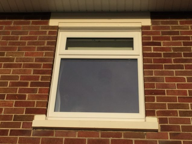 double glazing