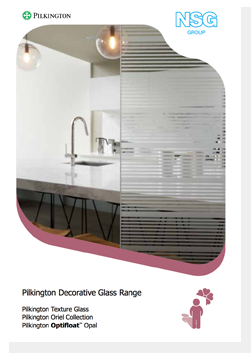 pilkington decorative glass