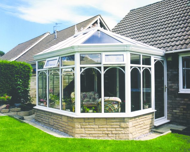 conservatory all year round